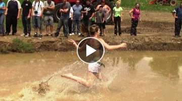 Dirty Girls Mud Run At Silver Willow Classic Mud Bog View 3