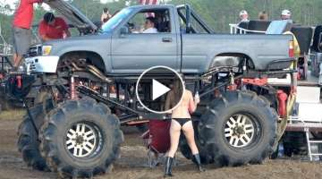 Mud Trucks Gone Wild Redneck Mud Park Fall 2018